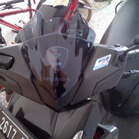 Jual Variasi Visor B Honda Vario 150 Murah