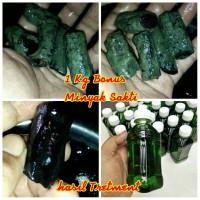 Bahan black opal ranting super dan minyak jarong (paketan)