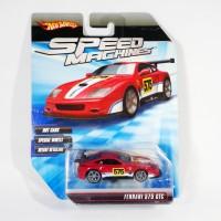 Jual Hot Wheels Ferrari 575 GTC (Speed Machines '10) Murah