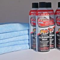 Jual Fastwax FW1 Cleaning Wax Cairan Ajaib Bebas Baret Dan Jamur Murah