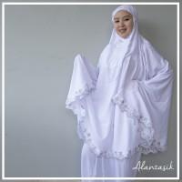 Mukena Siti Khadijah Mukena Bordir Tasikmalaya