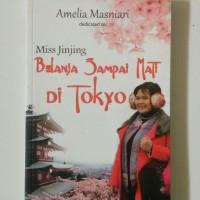 Miss Jinjing: Belanja Sampai Mati Di Tokyo