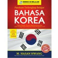 Buku Panduan Terlengkap Belajar Bahasa Korea