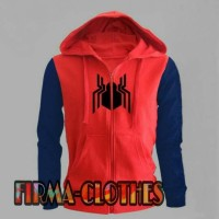 JAKET HOODIE SWEATER SPIDERMAN HOMECOMING