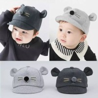 Baby Moussie Soft Cap