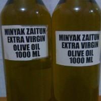 Jual MINYAK ZAITUN LITERAN / ZAITUN 1 LITER / EXTRA VIRGIN / OLIVE OIL Murah