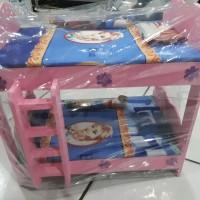 Jual Mainan Tempat Tidur Boneka Barbie Murah