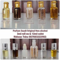 Parfum misk taharah atau misik taharah atau misk taharah & aroma lain