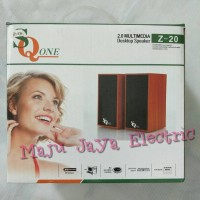 Harga dekstop pc speaker kayu multimedia sqone z 20 z20 usb | antitipu.com