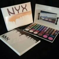 Eyeshadow Pallete 78 Warna NYX Palette