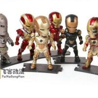 Action Figure Iron Man Satuan Marvel Original bukan kids logic set