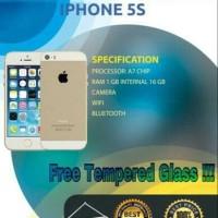 Apple Iphone 5s-GSM 16GB-Gold-Garansi Resmi