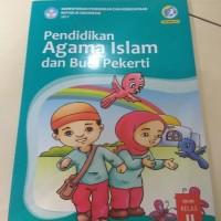 Buku Agama Islam Kelas 2 SD Kurikulum 2013 Revisi 2017