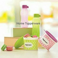 Jual Tupperware Polkadot Set Murah