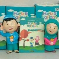Jual Boneka Hafiz & Hafizah, Talking Doll (New Billingual) Murah