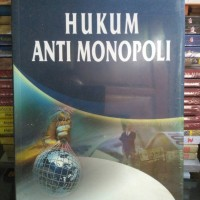 Jual HUKUM ANTI MONOPOLI Murah