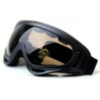 Jual Kacamata Goggle Kaca mata Helm Cross Motor Anti Silau Murah