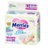 Popok Merries Tape NB24 - diaper
