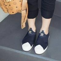 harga Sepatu Adidas Superstar Slip On Tokopedia.com