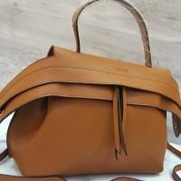TODS Wave Mirror Quality Tas Hand Bag Wanita