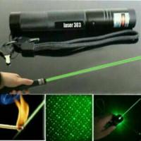 Jual Laser Hijau / Green Laser Pointer 303 Murah