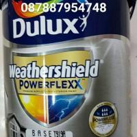 CAT DULUX WEATHERSHIELD POWERFLEXX 2.5ltr/gln. 20ltr/pail DISC 5%ko