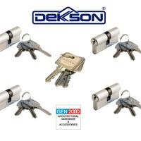 Jual Master Key Kunci Silinder Dekkson DC DL 65 MM Cylinder Lock Master Key Murah