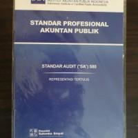 SA 580-Standar Audit-IAPI