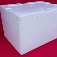 Box Gabus Sterofoam Styrofoam 52CmX37CmX34 Cm - KHUSUS GO SEND GOJEK