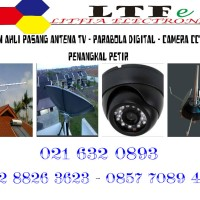 Pusat Instalasi Camera CCTV Siap Pasang Online SETU