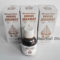 Minyak Oles Herbal Obat Jerawat / Acne Ampuh Original Asli Cap Wayang