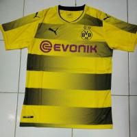 Jersey / Baju Bola Dortmund Home Grade Ori 17/18