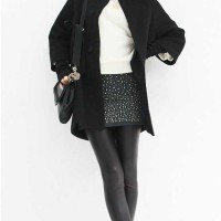 Best Seller Legging Kulit Polos Latex Wanita Cewe Perempuan Celana