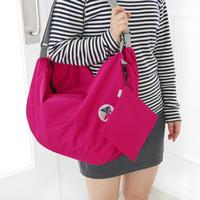Diskon 3 Way Easy To Carry Bag  Bisa Digemblok, Tenteng Dan Selempang