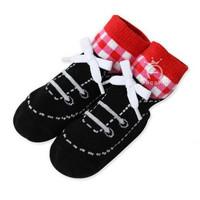 Jual Kaos Kaki Anak Bentuk Sepatu Lucu Bagus - Acg075 Terbaru