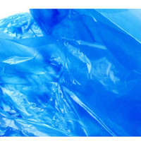Cuci Gudang Jas Hujan Plastik Praktis Sekali Pakai / Rain Coat -