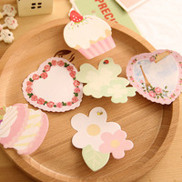 Sale Post It Cupcake / Heart / Bunga Lucu Notes Kecil - Ksy016