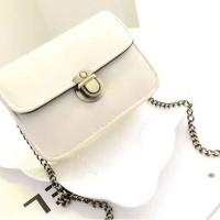Jual Tas Selempang Mini Import Korea Wanita Perempuan Sling - Fts003