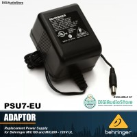 Behringer PSU7-UL Adaptor Replacement Power Supply MIC100 / MIC200