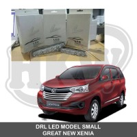 LAMPU LED DRL MOBIL MODEL SMALL GREAT NEW XENIA