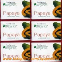 Kojie San Sabun Mandi Bengkuang / Papaya 135gr