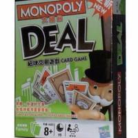 Jual DISKON Monopoly Deal Card Kartu Monopoli Murah