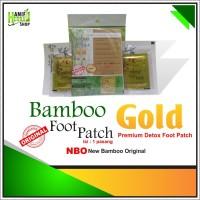 Jual KOYO KAKI BAMBOO GOLD FOOT PATCH Murah