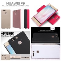 Huawei P9 - Nillkin Hard Case Casing Kesing Simple Keren Sarung Hp