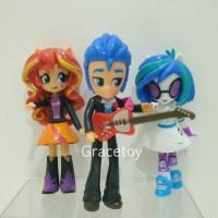 Jual Equestria girl little pony 9 karakter Murah