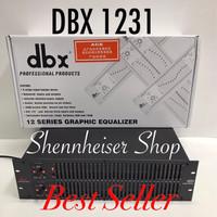 Equaliser DBX 1231