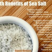 Jual natural sea salt garam laut madura alami Murah