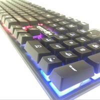 keyboard Gaming imperion warior 10 - 3 Mode Led backlagiht