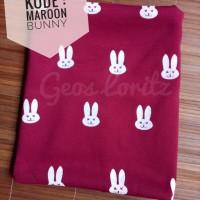 GEOS gendongan motif bunny