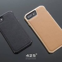 ELEMEN CASE SOLACE SAMSUNG GALAXY S8 EDITION LEATHER COATED BUMPER